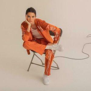 ADIDAS Danielle Cathari Orange Track Jacket - S